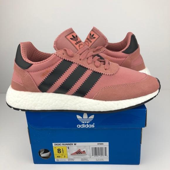 9cc0d7d3590 Adidas iniki runner size 8.5 women s w pink